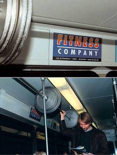 Fitness Company - Altères dans le bus