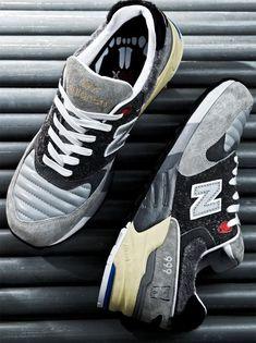 "Left Foot x New Balance 999 ""Feral Creation"""