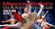 Enjoy this Christmas Classic with your family!  The Moscow Ballet's Great Russian Nutcracker {Review} The ballet captures the magic of the season and is something families will enjoy seeing together.  I could have taken my kids to see it with us but it was on a school night.  I know my  little girl, who is enchanted by pretty costumes and dancing, will love to watch this ballet someday.