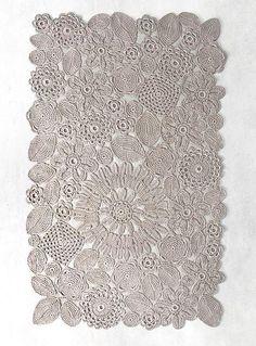 Crochet décor   |    Patricia Urquiola and Eliana Gerotto