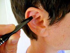Soulagez le stress en vous massant un point de l'oreille - Améliore ta Santé