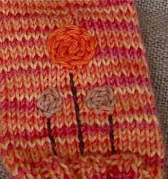 Vickie Howell | Blog: FREE PATTERN: Lollipop Leg Woolies