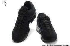 buy online f20d4 cb076 Nike Air Max 95 EM Hommes All Noir