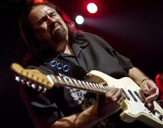 Interview, Coco Montoya, Kevin Porter, Rock and Blues Muse