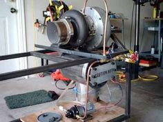 Picture of How to build your own Jet Engine