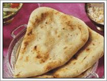 naan, indian with a dutch recipe!