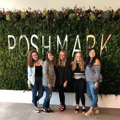 So lucky to have been the moderator for this amazing panel of boss babes as they shared their resale and consignment tips at #poshfest! So inspiring! #whorunstheworld #pffs #poshboss