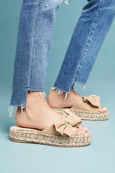 1446edb0223 J Slides Ritsy Bow Slide Sandals Slide Sandals