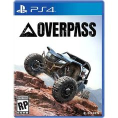 Shop Overpass Day 1 Edition PlayStation 4 at Best Buy. Find low everyday prices and buy online for delivery or in-store pick-up. Ps4, Playstation 5, Vr Games, Xbox One, Cool Things To Buy, Engine, Physics, Vehicle, Buggy