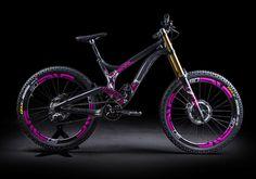 $5 Custom Evil Undead - Cancer Fundraiser - Pinkbike