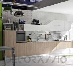#kitchen #design #interior #furniture #furnishings #interiordesign комплект в кухню Stosa Replay Next, St.С87