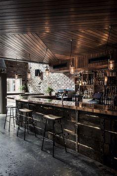 WAN INTERIORS:: Donny's Bar by Luchetti Krelle in Sydney, Australia