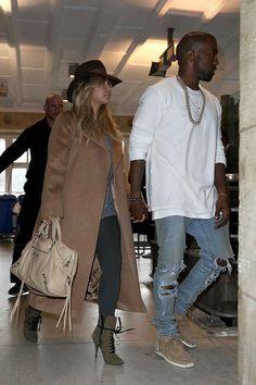 25 Times Kim Kardashian And Kanye West Were 2013's Most Fashionable Couple