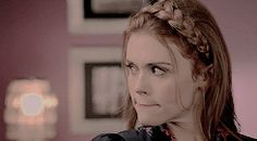 """""""Female Awesome Meme Female Characters With The Best Character Growth: Lydia Martin. Lydia Martin Style, Redhead Characters, I Kissed A Girl, Stydia, Cheryl Blossom, Celebs, Celebrities, Woman Face, Actors & Actresses"""