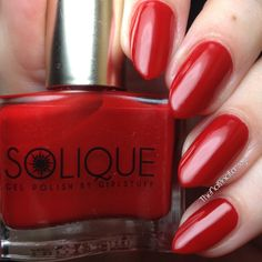 Solique Manila Girl Swatch and Review -The Nalinator Manila, Gel Polish, My Nails, Swatch, Nail Art, Gel Nail Varnish, Nail Arts, Vorlage