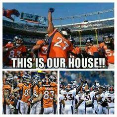 Denver Broncos 4 Life