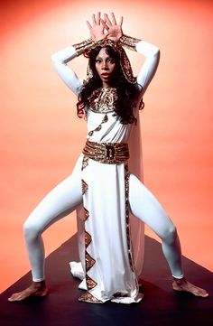 Queen of Disco ♥  Donna Summer at 76s
