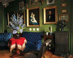 Art, color, floor tufting, luxe