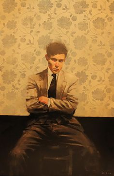by Michael Carson (b1972; Minneapolis, MN)