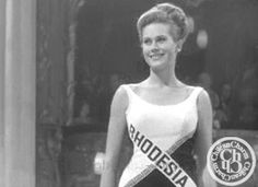 Lesley Bunting, Miss Rhodesia, Zimbabwe History, Comparative Politics, Military Special Forces, Jimmy Carter, Miss World, Folk Music, The Good Old Days, Bunting, Over The Years