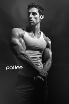 Ross Rubin  by Pat Lee http://patlee.net  See more of Ross at http://on.fb.me/1PNB7OW  Pat Lee is based in Chicago and available for personal and commercial photography video and media production. #bodybuilding #physique #male #fitness #fitfam #gym #fitspiration #shredded #abs #model