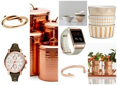 Want it Wednesday: Romanitc Rose Gold Gifts and Products (http://blog.hgtv.com/design/2014/10/08/want-it-wenesday-arresting-rose-gold/?soc=pinterest)