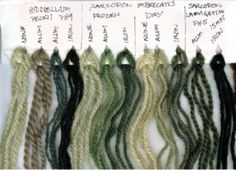 Mushroom dyeing-- love the idea that dyes can come from all kinds of natural sources! Saved some of this information to my computer, but the site has a lot to learn from!!!