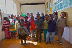 Some children in a Soweto pre-school. They sang their National Anthem with great pride. National Anthem, Pre School, South Africa, Singing, Pride, To Go, Children, Places, Young Children