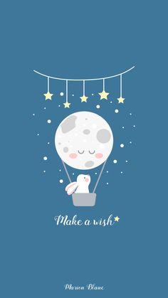 wish illustration - Marion Blanc