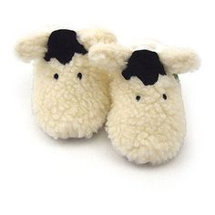 Shaggy Sheep Slippers £17 From UK designers, Funky Feet Fashions, Snugg brings you these soft and fluffy shaggy sheep slippers.  MOST SHEEP SHAGGERS I KNOW WEAR WELLIES!