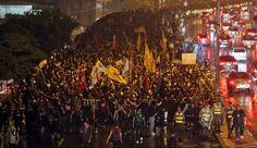 #ideology #Brazil #proteste #changeBrazil #TodaRevoluçãoComeçaComUmaFaísca