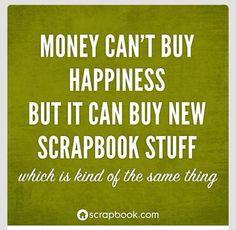 scrapbook happiness