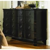 Found it at Wayfair - Long Cove Litchfield Triple Dresser in Midnight