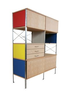 Mid Century Storage Unit . . . . want