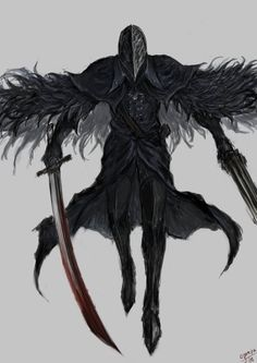 bloody crow of cainhurst - Google Search