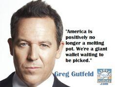 Greg Gutfeld                                                                                                                                                                                 More