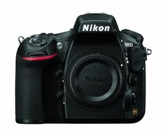 Amazon.com : Nikon D810 FX-format Digital SLR Camera Body : Camera & Photo