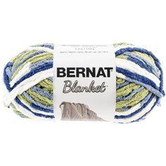 Bernat Blanket Big Is The Same Cozy Chenille Style Blanket