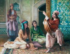 Music Place in Harem