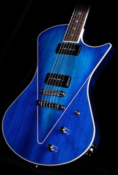 Music Man Armada MM90 in Balboa Blue Burst