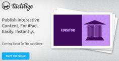Tactilize: aplicación para publicar con mayor facilidad contenido en el iPad http://www.onedigital.mx/ww3/2012/09/07/tactilize-aplicacion-para-publicar-con-mayor-facilidad-contenido-en-el-ipad/