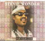 Stevie Wonder - For Your Love (CD) at Discogs