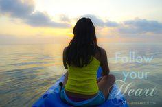 follow your heart #dream #ocean # travel #sunset # kayak # Koh Samui www.valerieparisius.com Travel Around The World, Around The Worlds, Follow Your Heart, Koh Samui, News Blog, Kayaking, Sunset, Beach, Outdoor