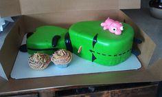 Gir Birthday Cake 2011