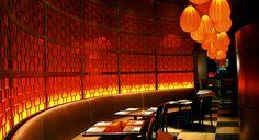 The Palazzo Resort Hotel Casino. Las Vegas, NV. Authentic Asian flavors at Zine Noodles Dim Sum