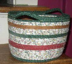 Beautiful basket by Susan Shantz.