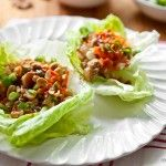 Lighten up at Dinner: Try Spicy Tofu Wraps
