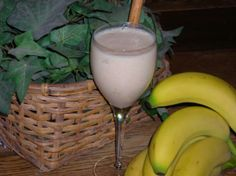 Bailey's Banana Colada (BBC) - Hoping it's just like the ones in Jamaica!!