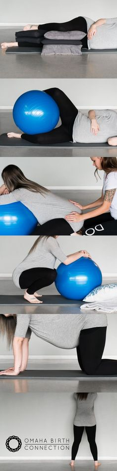Birth positions to relieve pain during labor