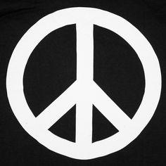 RegisteredPeace Crewneck Sweater (Black) | Major Lazer | Online Store, Apparel, Merchandise & More